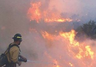 Berthoud firefighters take on wildfires across the country