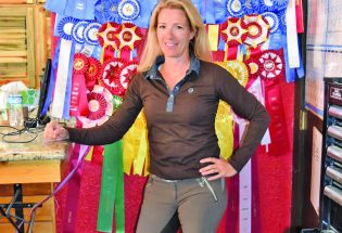 German corporate lawyer turned horse trainer wins highly coveted lifetime gold medal in dressage
