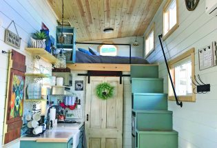 Mini-Stays in Berthoud offers tiny home lodging while supporting Ukraine Orphan Outreach