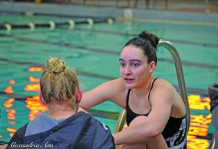 Berthoud's inaugural swim season ends in victory