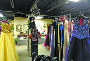 HNS provides free prom dresses, suits for high school students