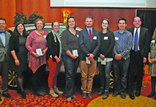 Three Berthoud educators win TEF's Educator of the Year awards