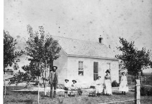First baby born in Berthoud – 1884