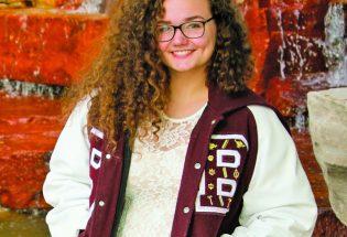 BHS' Ivy Knudsen earns prestigious Daniels Fund Scholarship