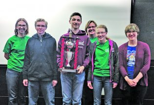 Berthoud High School Knowledge Bowl team takes second-place at 4A state championship