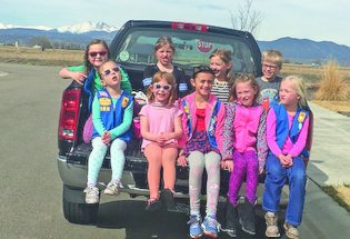 Berthoud food drive unites the community