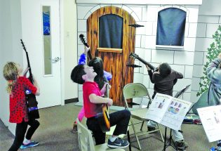 Want to learn an instrument? Head to Crescendo Summer Camp