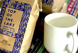 "Top of the Lake Coffee Roasters make coffee ""personal"""