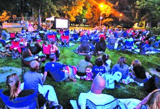 Movies in the Park celebrates summer with monthly nostalgic flicks