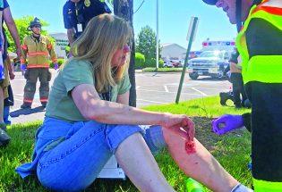 The Surveyor does…emergency management training