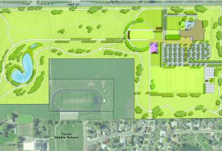 Berthoud parks summer projects
