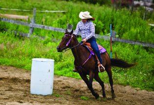 Sponsors needed for barrel racing fundraiser benefiting  Children's Hospital