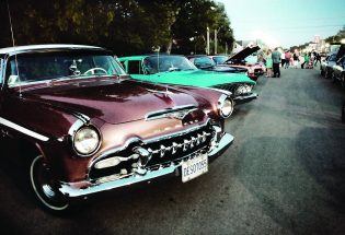 Lion's Club car/motorcycle show fundraiser