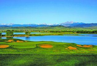 Professional golf returns to Colorado at Berthoud's Heron Lakes