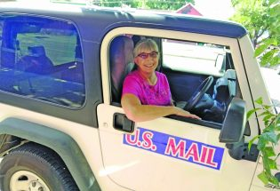 Tammy Schaal retires after 35 years as a rural mail carrier