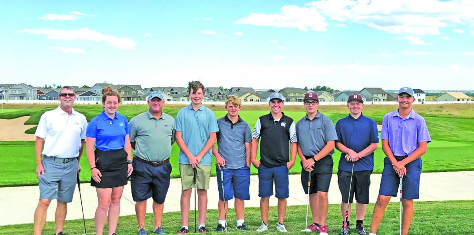 Berthoud golfers begin season swing