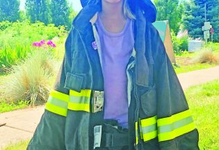 Berthoud youngsters learn the ropes at Firefighter for a Day Camp