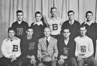 Spartans played six-man football from 1947 through 1951