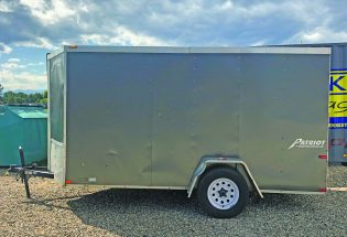 Berthoud High band trailer recovered after August theft