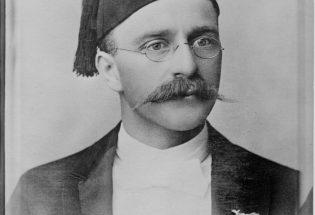 F.I. Davis was Berthoud's first mayor