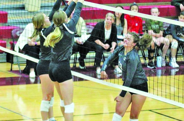 Volleyball: Lady Spartans notch back to back wins
