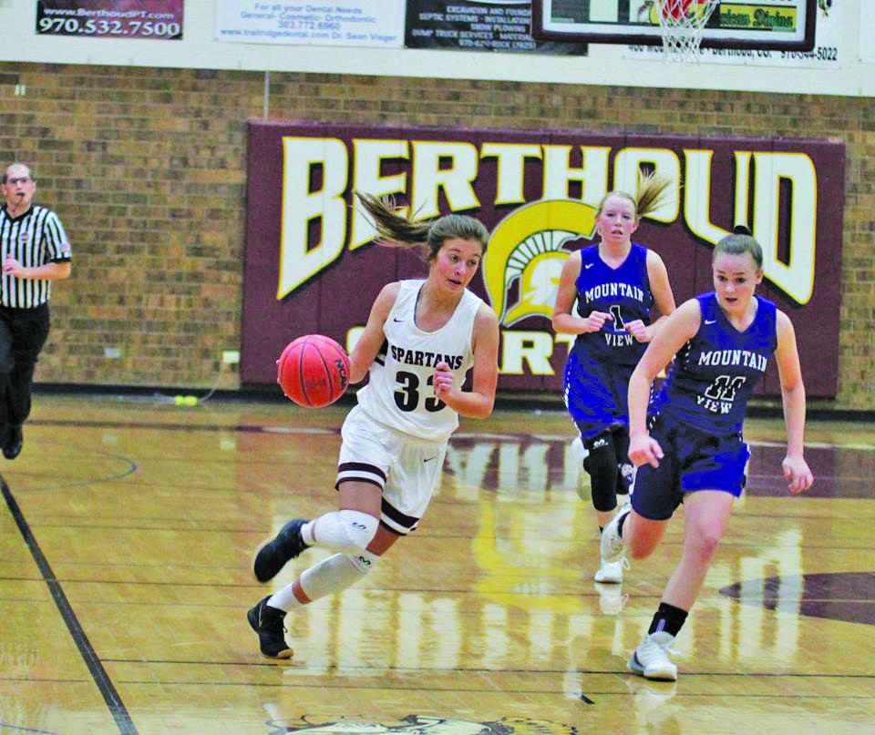 Berthoud Girls Basketball Aiming For State Title Berthoud Weekly Surveyorberthoud Weekly Surveyor