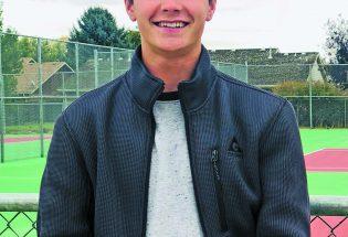 BHS senior Aaron Hardy shines in three sports