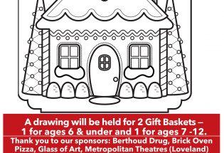 Surveyor Christmas Coloring Contest 2019