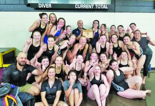 Berthoud girl's swimming looking to build on last year's success
