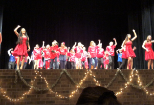 Kids in Red show choir camp prepares students for high school choir
