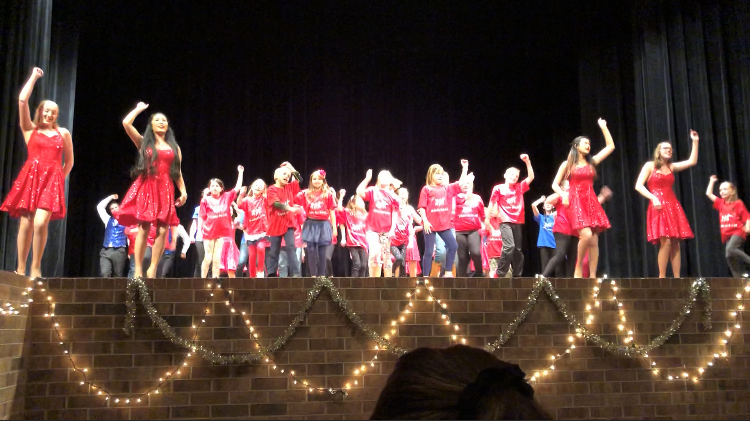 Kids in Red show choir camp prepares students for high school