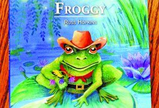 """Russ Hopkins releases children's album, """"Froggy"""""""