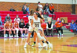 Berthoud girls keep rolling