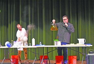 Berthoud students excel at Thompson District science fair