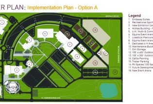 Expansion at The Ranch approved