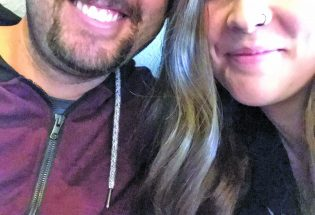 Berthoud teacher Cody Wild and his wife, Beca, seek support for rare in utero condition