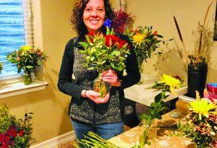 Natalie's Unique Bouquets puts 'fresh' into Valentines Day