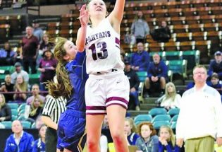 Berthoud girls basketball season ends in Final Four