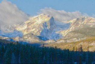 Rocky Mountain National Park is modifying operations