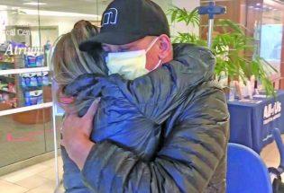 Covid-19 survivor returns home to Berthoud