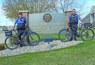 LCSO to add bike patrol deputies in Berthoud
