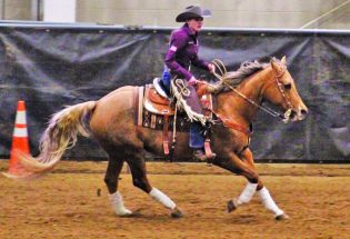 Former rodeo queen does her hometown proud at UW