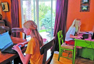 Berthoud teens and tweens on living through a pandemic