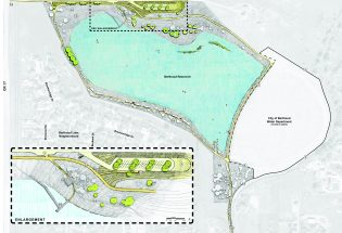 Berthoud Reservoir and Waggener Farm park construction update