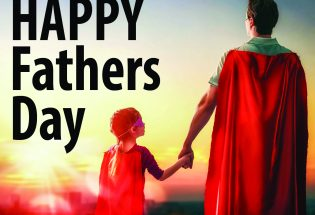 Fathers get their day