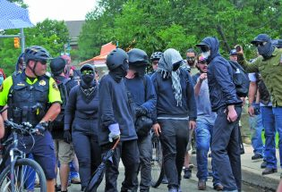 LCSO presents town with review of actions during rallies last summer