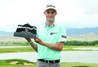 Will Zalatoris wins the second annual TPC Colorado Championship