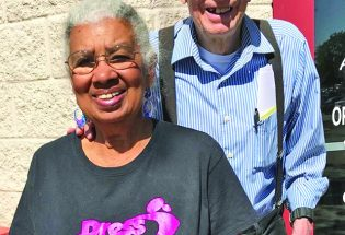Neighbors: Conversation, Cape Verdean cooking and Cecilia's love