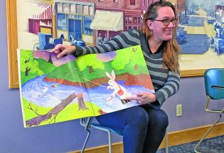 Serving Berthoud – Librarian seeking to inspire a love of reading in her patrons