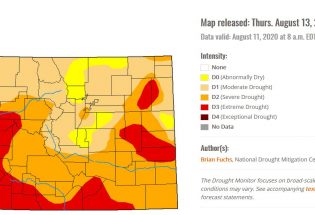 Drought conditions set in across Colorado